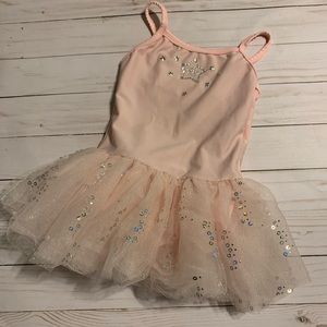 Child Ballet Outfit
